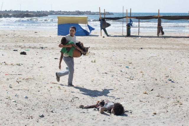 GazaBeachChildren
